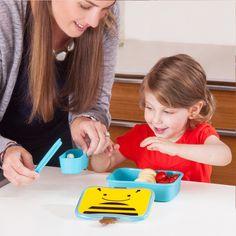 Nikidom.com - Skip Hop - SKIP HOP ZOO LUNCH BOX BEE, tupper para bebés y niños