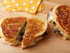 Comfort Food Feast: Here are 6 gooey Grilled Cheeses you can't live without.