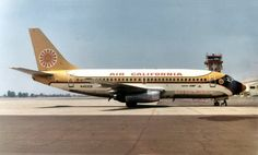 Air California Boeing 737-293 (1968)