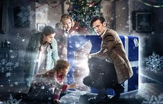 Christmas TV with the Doctor