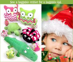 Six Soft Suggestions for Holiday Gift Giving | Sew4Home - tutorials for each item