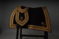 Victorian Major-General's Full Dress Ceremonial Shabraque Saddle-Cloth