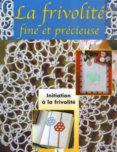 "Photo from album ""Frivolite(ФРИВОЛИТЕ)"" on Yandex. Needle Tatting, Tatting Lace, Tatting Patterns, Crochet Patterns, Tricot D'art, Polly Polly, Bobbin Lace, Vintage Knitting, Needlework"