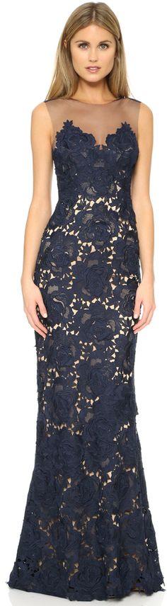 Catherine Deane Elvi Gown