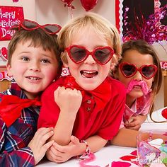 Valentines Day Classroom Party Ideas