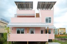 Sustainable two-family residence in New Orleans by Frank Gehry
