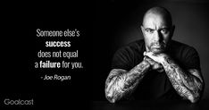 18 Incredible Joe Rogan Quotes to Help You Stay Motivated Best Success Quotes, Motivational Quotes For Success, All Quotes, Wisdom Quotes, Positive Quotes, Quotes To Live By, Funny Quotes, Life Quotes, Inspirational Quotes
