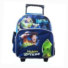#disney 49953 toy story s rolling backpack from $55.92