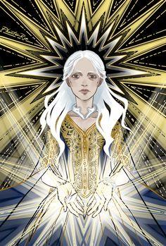 Alina Starkov by PhantomRin. Ruin and Rising. The Grisha Trilogy by Leigh Bardugo.