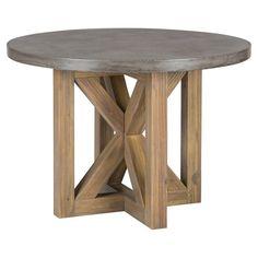 Jofran Boulder Ridge Round Dining Table - JSI1361