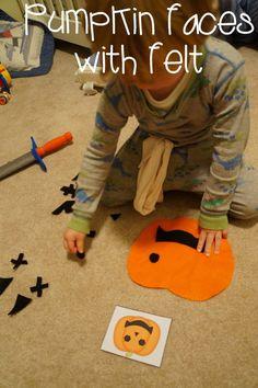tot school: 11 fall activity ideas - Wildflower Ramblings New