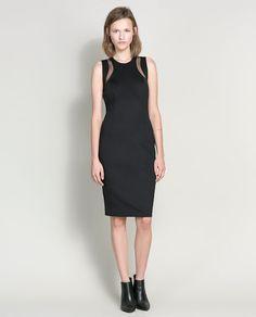 STRETCH DRESS - Dresses - Woman   ZARA United States