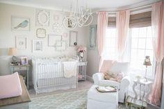 Inspiración parisina para el dormitorio del bebé ¡disfruta del encanto!