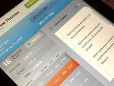 Insurance iPad App