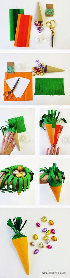 Treat Filled Carrot | Jessie Senese for Shop Sweet Lulu