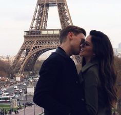 Imagen de love, paris, and couple