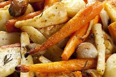 Side Dish Recipe: Roasted Root Vegetable Medley | 12 Tomatoes
