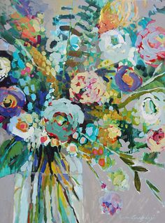 http://www.efgart.com/about-erin.html Erin Fitzhugh Gregory. Modern art. American painter.