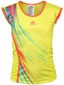 Adidas Girls Adizero Cap Sleeve (Lablime)