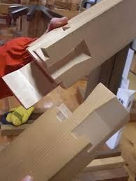 Resultado de imagen para carpinteria japonesa sin clavos