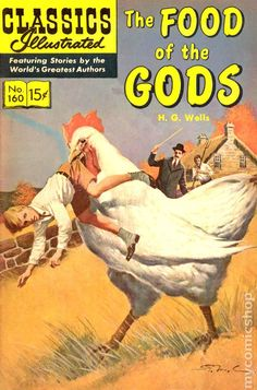Classic Horror: Food of the Gods
