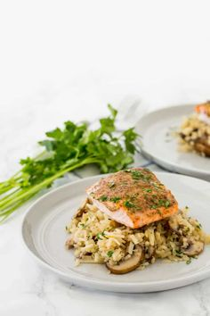 Salmon Recipes, Seafood Recipes, Noodle Recipes, Meat Recipes, Honey Salmon, Dijon Salmon, Healthy Food Blogs, Healthy Recipes, Meals