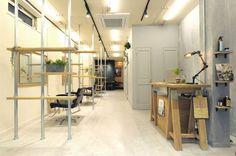サロン制作事例 美容室(サロン)の設計・内装・デザイン≪タフデザインプロダクト≫