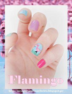 http://nessabyvanessaribeiro.blogspot.pt/2013/05/nails-flamingo.html