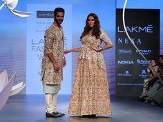 best=Neha Dhupia Flaunts Her Baby Bump In Floral Outfits At LFW 2018 , We carry the best designer prom dresses! You find the latest prom fashion styles to make your big night perfect! Fitted Prom Dresses, Designer Prom Dresses, Formal Dresses, Fashion Week 2018, Lakme Fashion Week, Angad Bedi, The Costumer, Popular Dresses, Floral Outfits