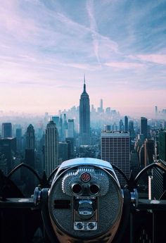 Top of the Rock | via newyorkcityfeelings.com - The Best Photos and Videos of New York City including the Statue of Liberty Brooklyn Bridge Central Park Empire State Building Chrysler Building and other popular New York places and attractions.