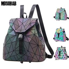 United Silver Hiking Gym Bag Backpack School Book Bags Holo Graphic Smooth String Bag Aromatic Flavor Home Office Storage