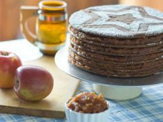 Tennessee Mountain Stack Cake