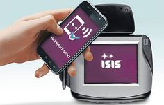 Isis announced yesterday that it plans to to launch mobile payments throughout the United States later this year, after having quietly piloted the service in both Salt Lake City and Austin. Isis is just one of several initiatives in the marketplace advocating a cashless society by way (or should we say 'tap') of your enabled smartphone. Using NFC, a consumer with an NFC-equipped device can simply tap their handset at a PoS terminal to pay for items.  #Identive #NFC #Isis #MobilePayments