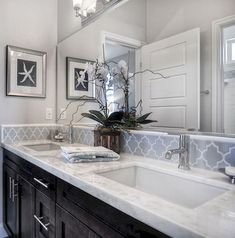 The bathroom is normally among the smallest spaces in the home, which has benefits together with challenges in regards to purchasing a new one. To the contrary, it is simple to give your bathroom a completely new look irrespective of how small it may be. When you first begin planning your master bathroom remodel, it's quite crucial that you gather master bathroom DIY Home Decor ideas from several... >>> Learn more by clicking on the image #DIYHomeDecor
