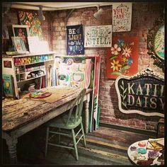 Art studio!