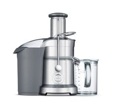 Breville BJE820XL Bundle Dual Disc Juice Processor with DVD