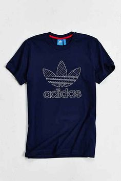 adidas Budo Infill Tee - Urban Outfitters