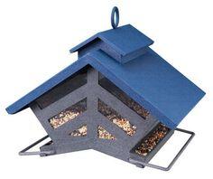 Greatest Bird Feeders - Chalet Bird Feeder $50.70
