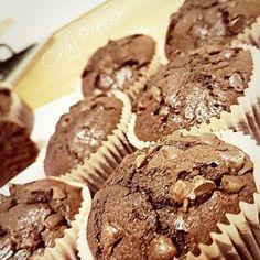 Muffins Complètement Choco