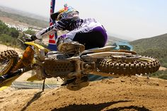 James Stewart Motocross | James Stewart é Favorito ao Título do AMA Motocross