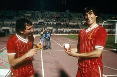 The second leg at the Stadio Olimpico will also see Liverpool return to the site of one of their greatest European victories Liverpool Legends, Liverpool History, Liverpool Football Club, Liverpool Fc Wallpaper, Liverpool Wallpapers, Aesthetic Images, Aesthetic Wallpapers, European Cup, Retro Football