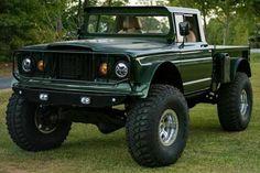 1981 Jeep extended cab Dana 60 rear axle, with factory LSD locker Dodge Trucks, Custom Trucks, Cool Trucks, Pickup Trucks, Jeep Pickup, Jeep 4x4, Jeep Truck, Navara D40, Sv 650