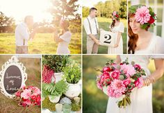 Bouquet Breakdown: Romantic Love Wedding Bouquet!