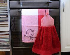 Suburban Jubilee: Hand Towel Tutorial - A Retrospective Give Away.
