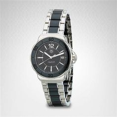 Tag Heuer Formula 1 Women's Two Tone Stainless Steel Watch WAH1210.BA0859