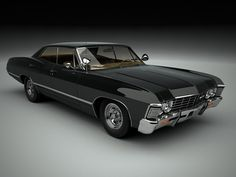 1967 Chevy Impala - 1967, 67, antique, baby, car, chevrolet, chevy, classic, impala, muscle, old, supernatural, vintage