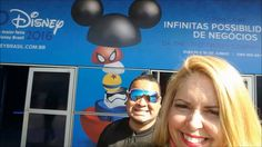 Expo Disney 2016 Cia Andrea Tatata #1