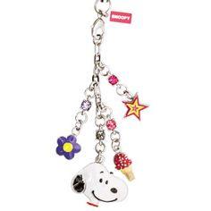 Snoopy Phone Charm