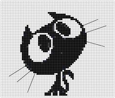 il mio mondo di gatti, note e fili… my world of cats, notes and threads … Cat Cross Stitches, Cross Stitching, Cross Stitch Embroidery, Embroidery Patterns, Free Cross Stitch Charts, Cross Stitch Patterns, Loom Patterns, Diy Crafts Friendship Bracelets, Animal Original