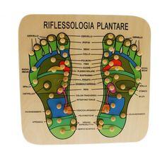 Massaggiatore Riflessologia Plantare - Di Bio Luce